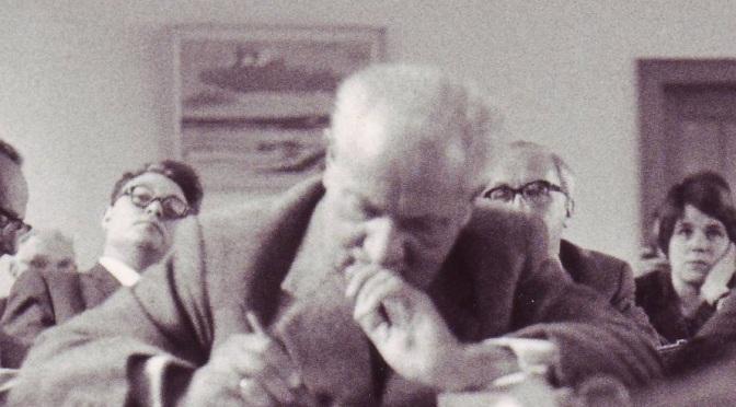 """Ser, Evento, Lenguaje"", la ontología en el pensamiento de Heidegger"
